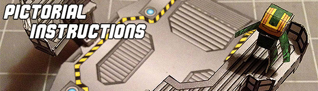 Download Bellerophon Papercraft Pictorial Instructions